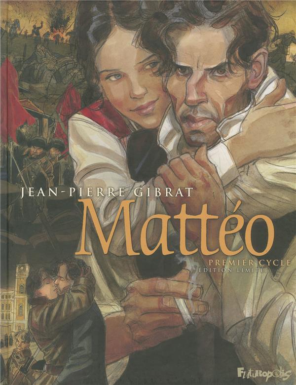 Mattéo ; Intégrale t.1 et t.2 ; premier cycle