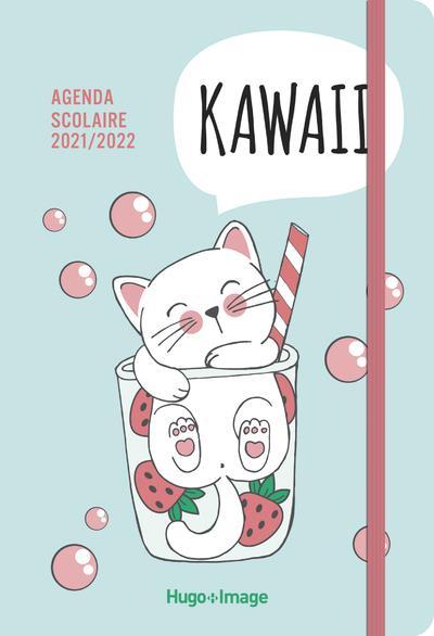Agenda scolaire kawai (édition 2021/2022)