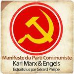Vente AudioBook : Manifeste du Parti communiste  - Karl MARX