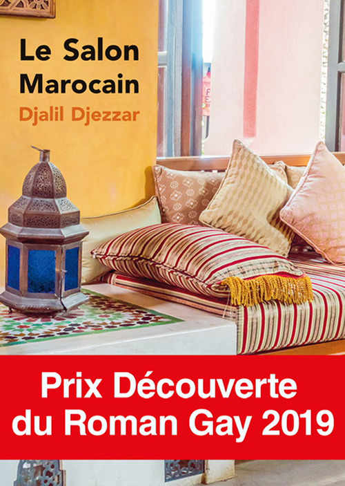 Le Salon Marocain  - Jean-Paul Sermonte  - Djalil Djezzar