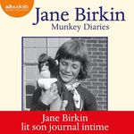 Vente AudioBook : Munkey Diaries (1957-1982)  - Jane Birkin