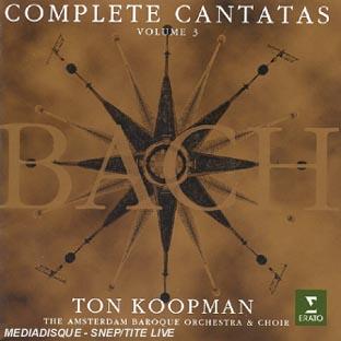 Complete Cantatas Volume 3