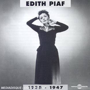 Edith Piaf (1935-1947)