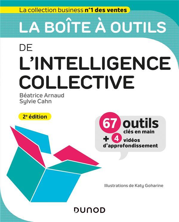 la boîte à outils ; de l'intelligence collective (2e édition)