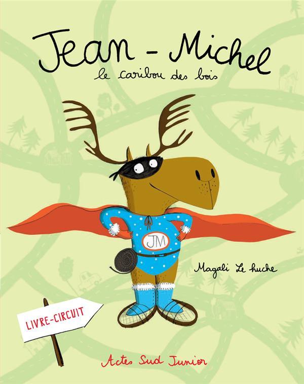 Jean-Michel, le caribou des bois