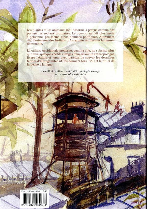 Petit traité d'écologie sauvage ; coffret t.1 et t.2