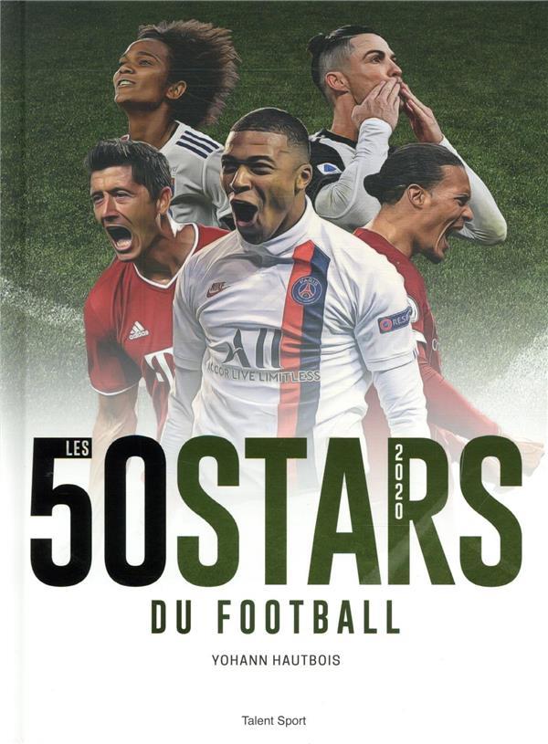 Les 50 stars du football (édition 2020)