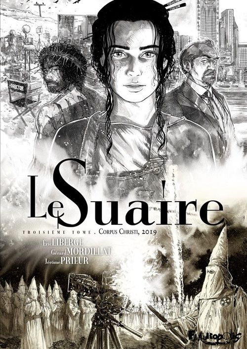 Le Suaire (Tome 3) - Corpus Christi, 2019