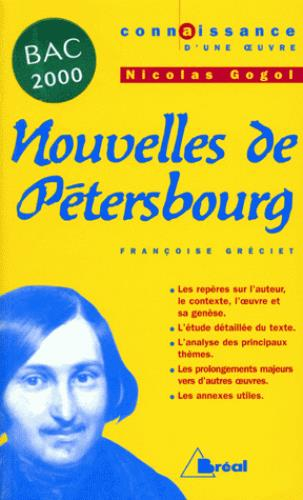 Nouvelles de Pétersbourg, de Gogol ; bac 2000