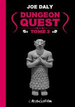 Couverture de Dungeon Quest 3