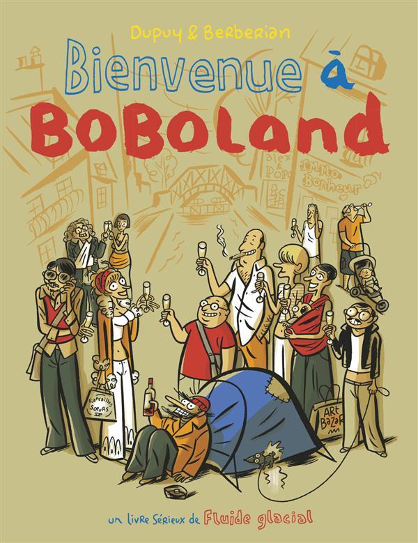bienvenue à Boboland t.1