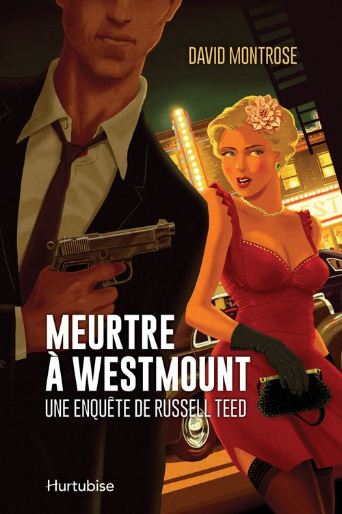 Meurtre a westmount : une enquete de russell teed