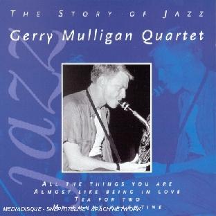 Gerry Mulligan Quartet (Best Of)