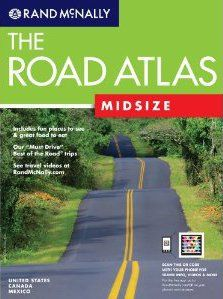 The road atlas ; midsize