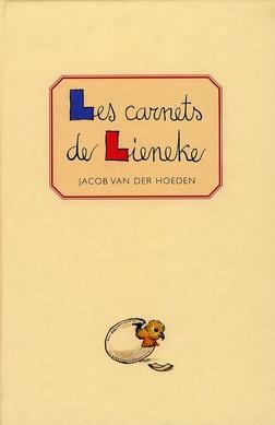 LES CARNETS DE LIENEKE  -  COFFRET DE 9 CARNETS