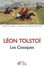Vente Livre Numérique : Les Cosaques  - Léon Tolstoï