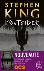 Couverture de L'Outsider