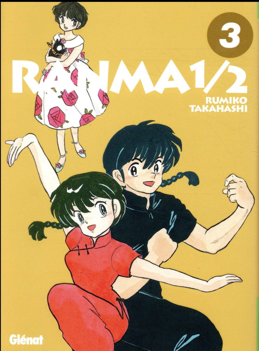 Ranma 1/2 - Edition Originale T.3