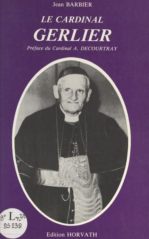 Le cardinal Gerlier
