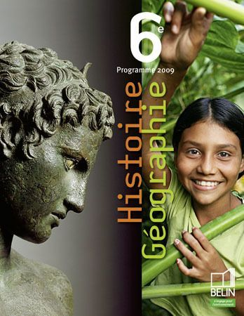 Histoire Geo 6e 2009 Eleve Petit Format