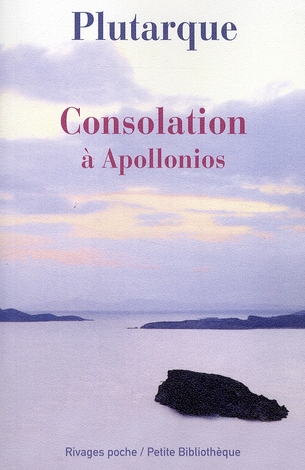 consolation à Appolonios