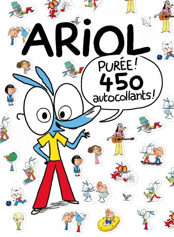 Ariol ; stickers