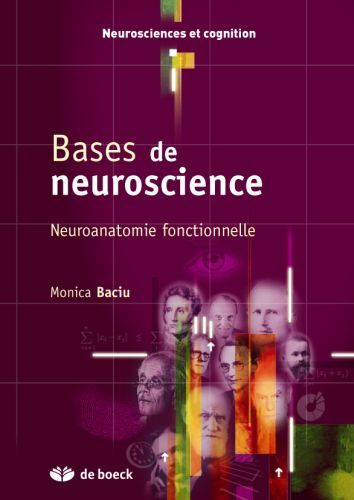 Bases de neuroscience ; neuroanatomie fonctionnelle