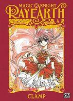Magic Knight Rayearth T04