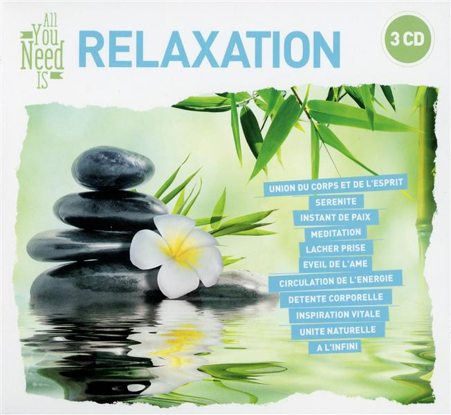 all you need is relaxation