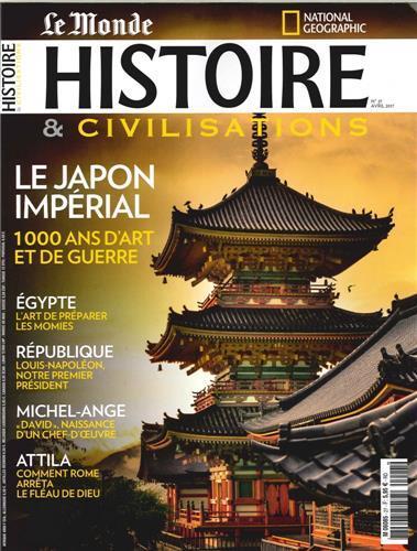 Histoire & civilisations n.27 ; le japon imperial