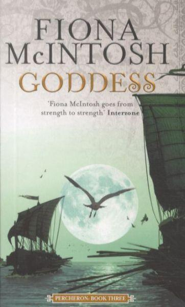 Percheron - tome 3: goddess