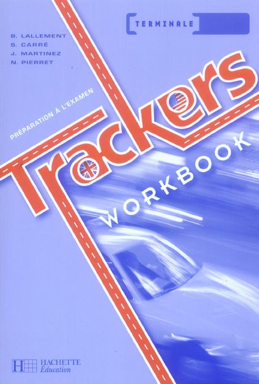 TRACKERS ; WORKBOOK