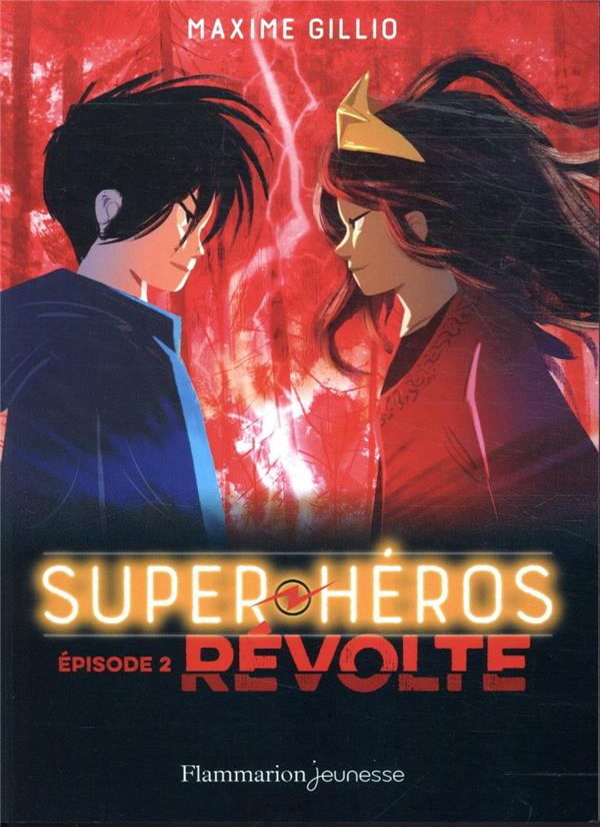 Lego DC comics - super heroes ; révolte
