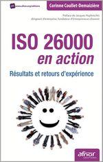 ISO 26000 en action - Résultats et retours d'expérience  - Corinne Coullet-Demaiziere