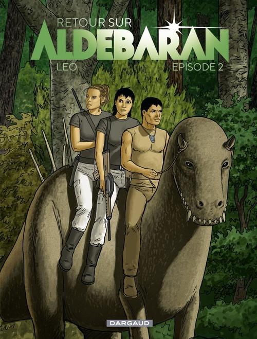 Retour sur Aldebaran T.2