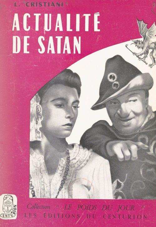 Actualité de Satan