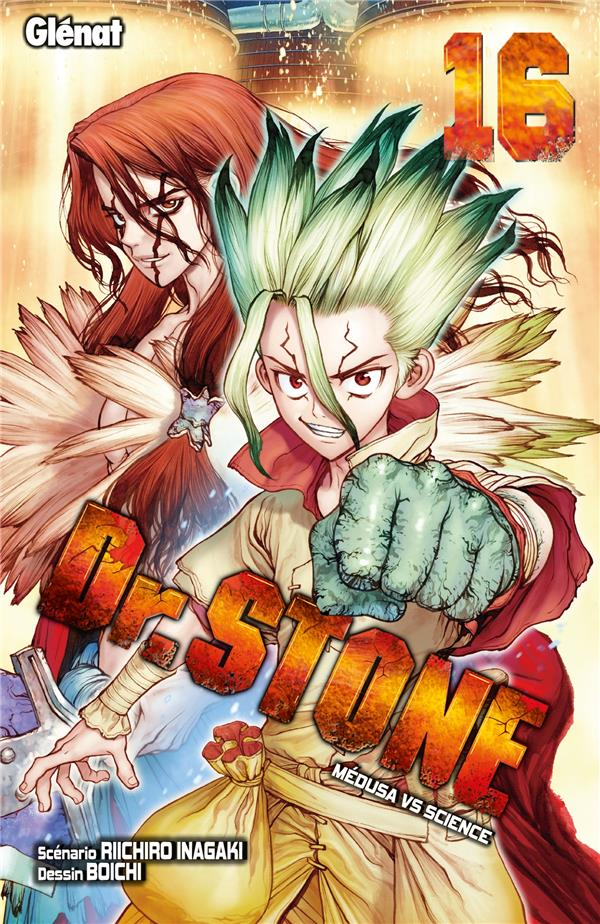Dr. Stone t.16