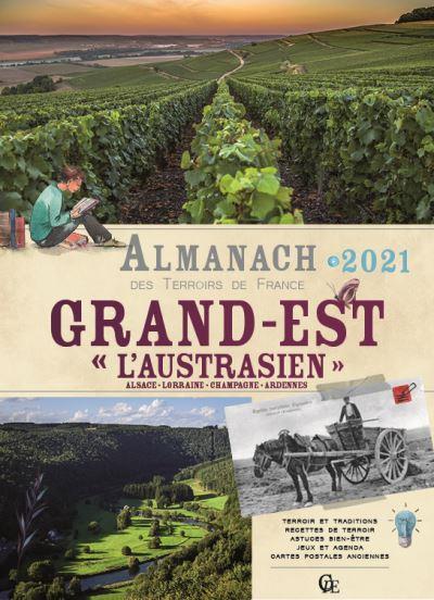 Almanach grand est (édition 2021)