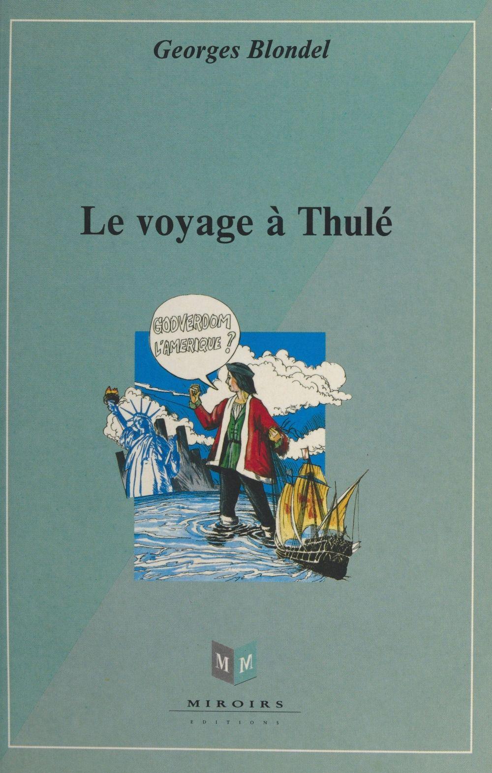 Le voyage a thule