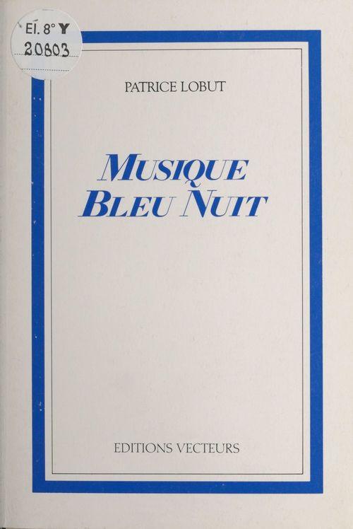 Musique bleu nuit