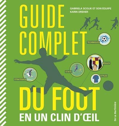 Guide complet du foot en un clin d'oeil
