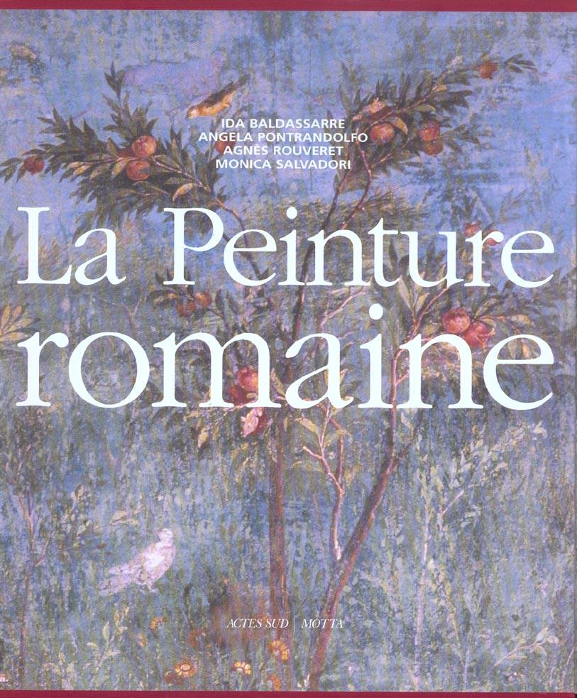 La peinture romaine