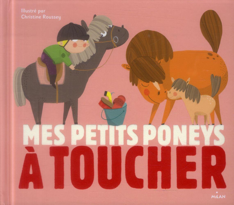 Mes petits poneys à toucher