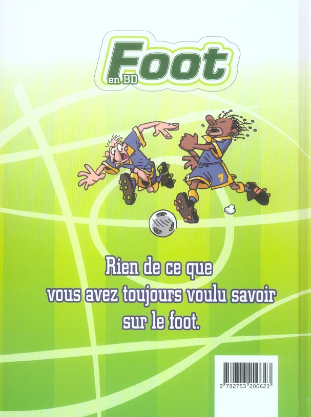 Foot en bd