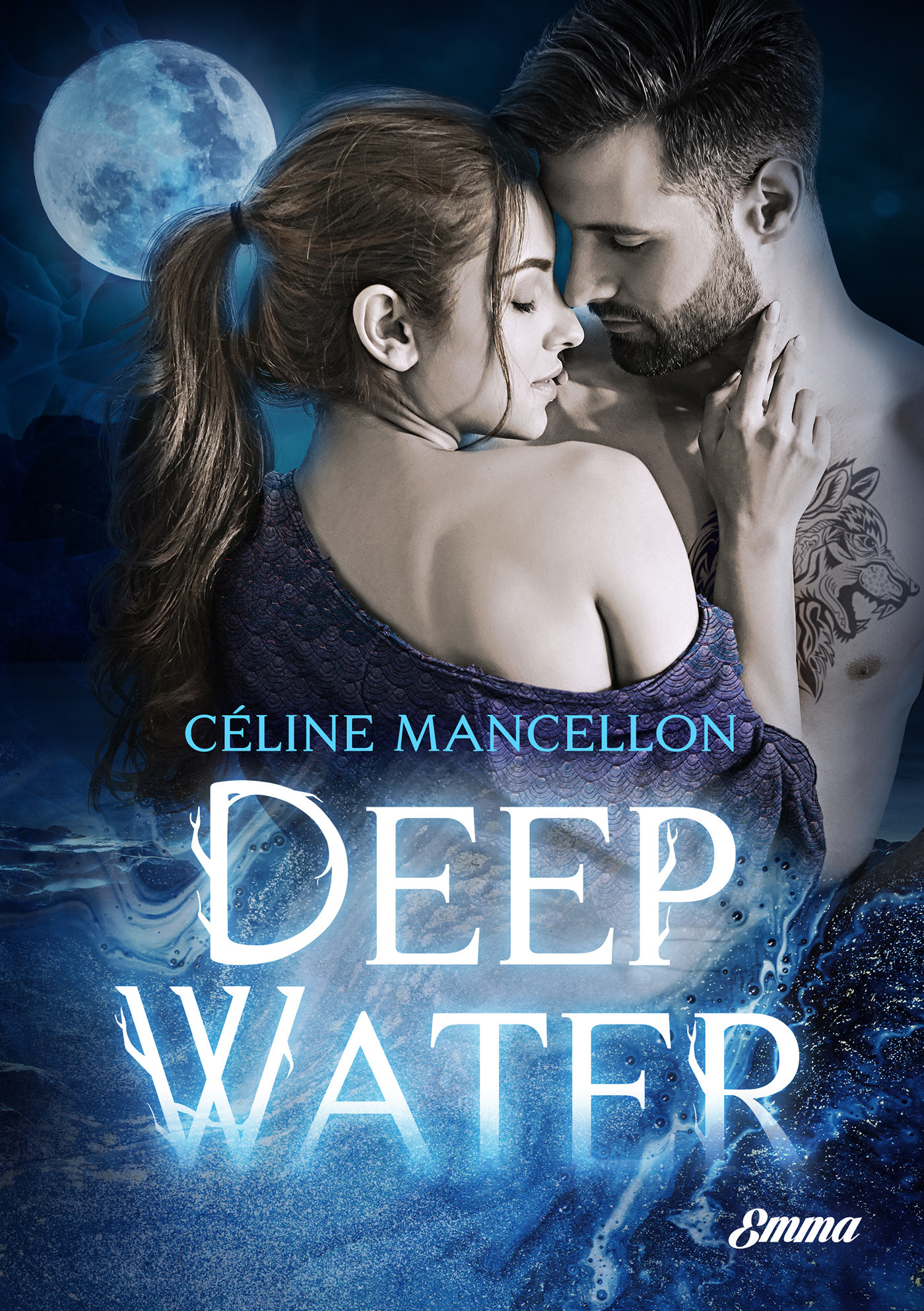 Vente E-Book :                                    Deep water - Celine Mancellon