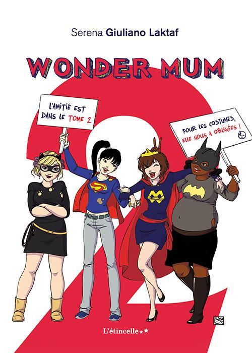 Wonder mum t.2