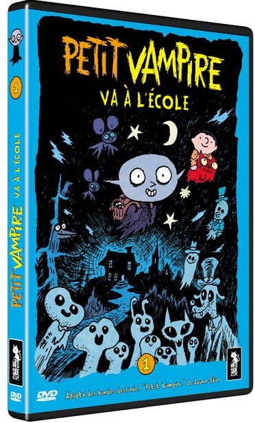 Petit Vampire - 1 - Petit Vampire va à l'école