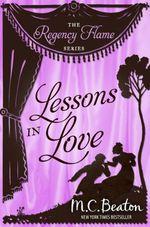 Vente Livre Numérique : Lessons in Love  - Beaton M C