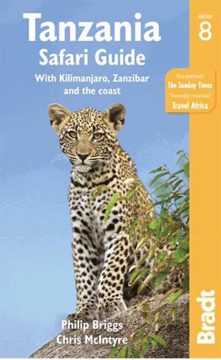 Tanzania, safari guide (8e édition)