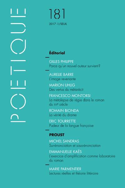 Revue poetique n.181